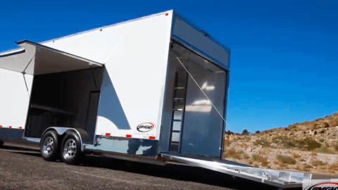 Two Car Trailer