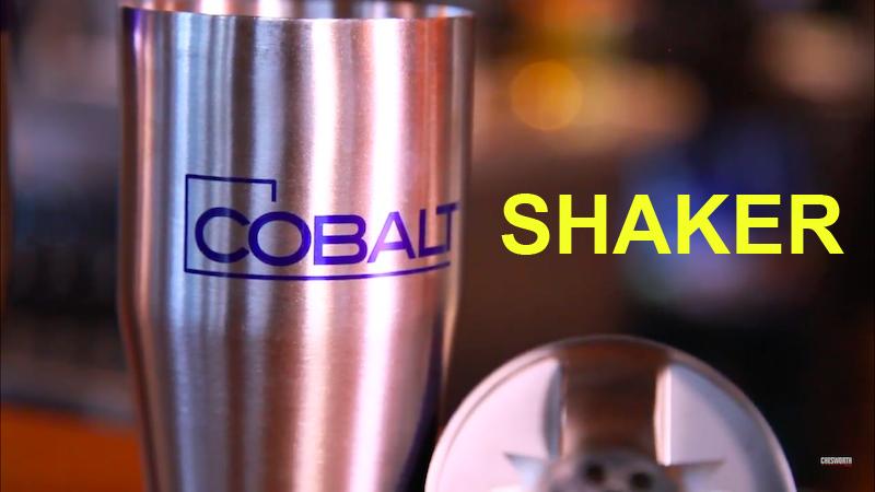 Cobalt Shaker