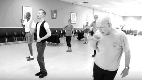 Stroke Dance Class