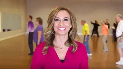 Dancing for Stroke - (April)