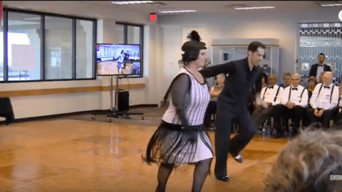 Charles Schwab - Dancing for a Cause Champions